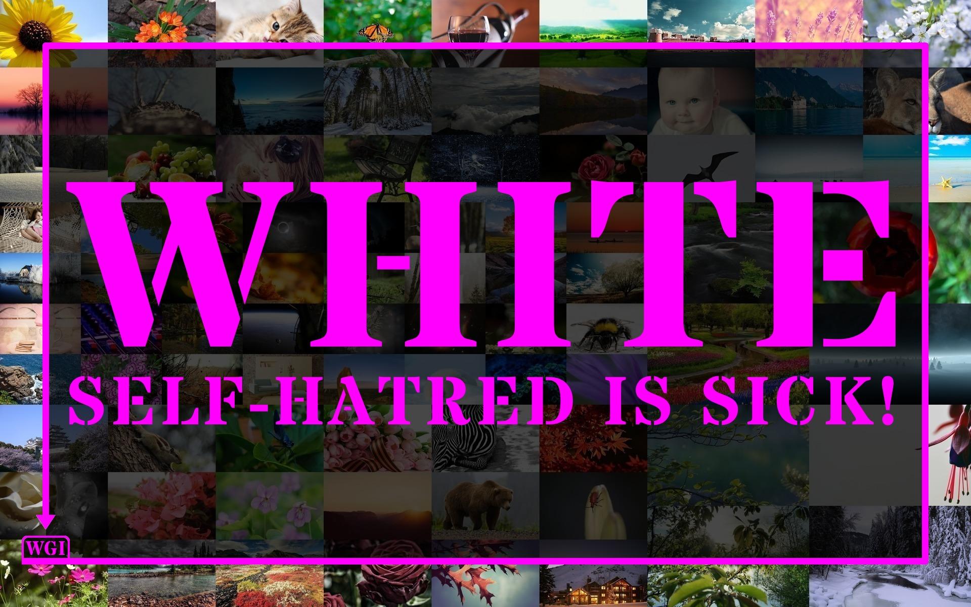 white genocide meme